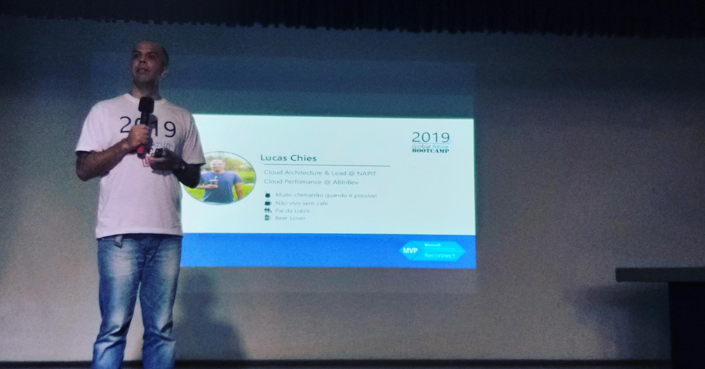 Governança Corporativa no Azure - Global Azure Bootcamp 2019
