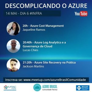 Descomplicando o Azure - Azure Log Analytics